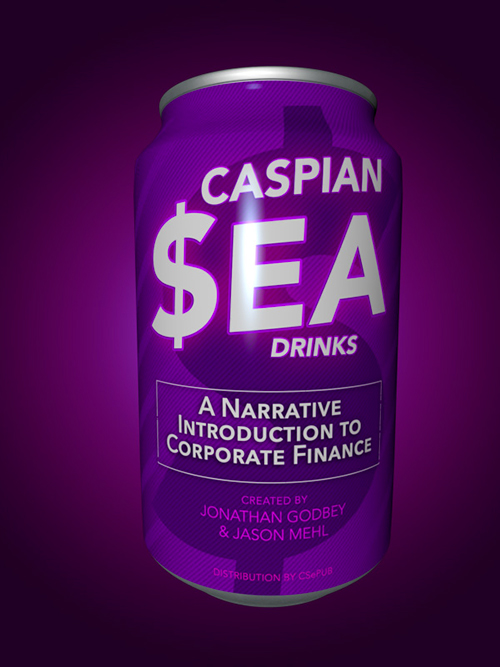 Caspian See Drinks book cover